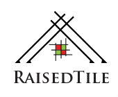Raised Tile Logo